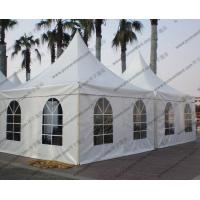 Hot sale Aluminum frame Pagoda Gazebo Outdoor Event party Tent for sale