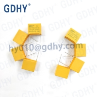 Buy cheap C52 1.2UF 125J 400V DC LINK Film Capacitors With 2 PIN Electric Vehicle TDK from wholesalers