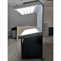 Quality TILO CC120-D D50 6500K 36W Table Color Light Box for sale