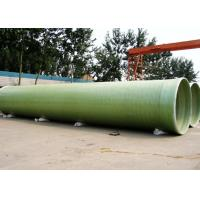 Quality glass reinforced plastic pipe/round frp pipe/Durable FRP GRP Fiberglass Tubes Pipes for sale