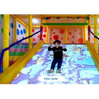 Quality Interactive floor game projector interactive projection wall children game machine for sale