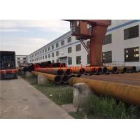 EN 10240 Class A1 ERW Galvanized Pipe High Frequency Welded For Mechanical Purposes for sale
