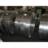 China 304 / 316 / 430 Cold Rolled Steel Strip in Coil With 2B / BA Finish, 7mm - 350mm Width on sale