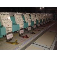 Quality Tai Sang embroidery machine vista model 612(6 needles 12 heads embroidery machine) for sale