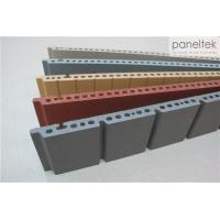 China Colorful Exterior Facade Panels F18 , Constructed Terracotta Building Material  on sale