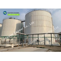 China Bolted Steel Fire Protection Water Tanks / 30000 gallon Fire Water Storage Tanks on sale