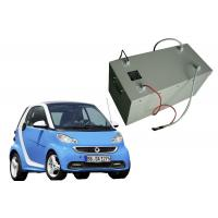 China Rechargeable 96V 60Ah LiFePO4 Power Battery Pack For Electric Car on sale