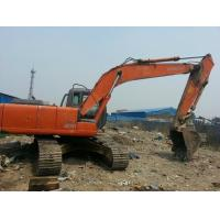 Quality Second Hand 20 Tonne Hitachi Zx200 Excavator19400kg Operation Weight 0.8cbm for sale