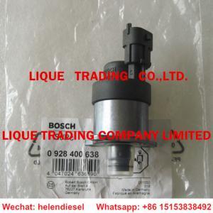 Quality 100% original and new BOSCH Control Valve 0928400638 , 0 928 400 638 , Metering Unit , Measurement Valve for sale