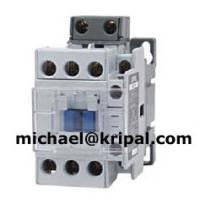 Quality Electrical magnetic contactor with 85% AgCdO silver contacts for sale