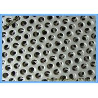 Quality Stainless Steel Perforated Metal Sheet for Ceiling Decoration Filtration Sieve for sale