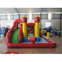 Quality Cheap inflatable mini combo with pool inflatable simple combo pool game for kids under 6 years for sale