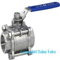 Quality Tobee All kinds of industrial Ball Valves for sale