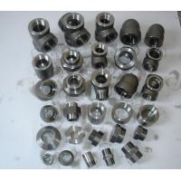 "Quality Stainless Steel Forged Fittings Nickel Alloy Carbon Steel forged fitting NPT 1"" 3000# A182 / A105 B16.11 for sale"