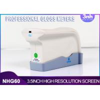 Buy cheap Intelligent Professional Gloss Meters NHG60 0.5s Measure Time With 3.5 Inch from wholesalers