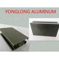 China 6061 / 6063 T3 - T8 Anodized Aluminum Profiles , Aluminum Window Screen Frame on sale
