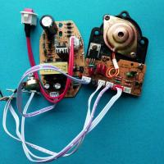 Atomizing transducer,humidifier transducer,1.7MHZ piezo atomization transducer
