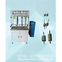 Quality Armature rotor electrostatic powder coating machine WIND-APC-L for R&D laboratory use for sale
