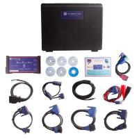 China Heavy Duty Truck Diagnostic Tool , Dearborn Protocol Adapter 5 Diesel Engines on sale