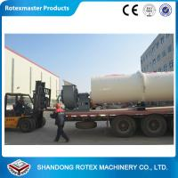 High Capacity Rotary Drum Industrial Rotary Dryers for Animal Feed for sale