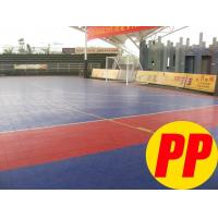 Quality Suspended Modular Interlocking Sports Indoor / Outdoor Basketball Court Flooring Surfaces for sale