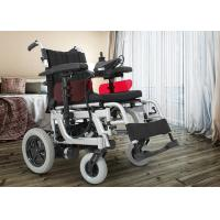 Quality Wholesale cheap price aluminum portable disabled electric wheelchair with battery for sale