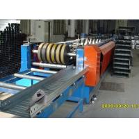 Quality 100-600 Cable Tray Roll Forming Machine PLC Control System XY150-600 for sale