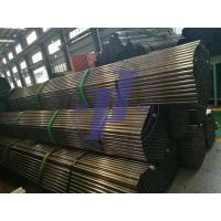 Quality Seamless Welding Round Precision Steel Tubing 0.5 - 6.0mm Wall Thickness for sale