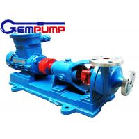Quality AFB Horizontal Corrosion Resistant Chemical Centrifugal Pump 0.75KW ~ 55KW for sale