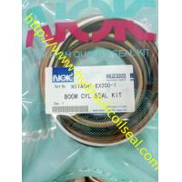 Quality Waterproof Excavator Seal Kit  / Boom / Bucket  Cylinder Repair Seal Kit For Excavator for sale