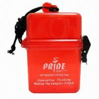 Quality Plastic Waterproof Container with Rope for sale