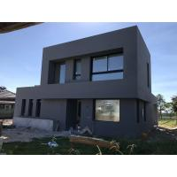Quality Light Steel Structure Villa Of Contracted Style / Prefab Steel Frame Houses for sale