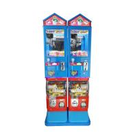 China All Metal Coin Gumball Vending Machine For Amusement Park ,Game Center on sale