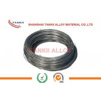 China 0cr27al7mo2 Fecral Alloy Heat Resistant Wire For Electric Stove / Spring Heating on sale