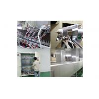 Quality Dustless UV Lacquer Automatic Spray Painting Line For Perfume Caps for sale