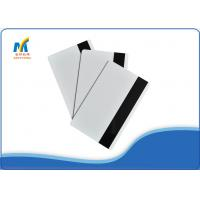 Quality Inkjet Print PVC Magnetic Strip Card for sale