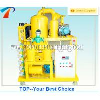 Ultra-high Voltage Insulation Oil Separators Purifier System with high oil out rate,tubes design,environmental