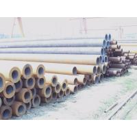 Quality ASTM A53 GrB Thick Wall Seamless Steel Pipe , A178-C St35.8 St37-2 St42-2 Steel Pipe for sale
