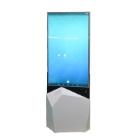 """Quality Android 5.1 OS 55"""" 450cd/㎡ 1920*1080P LCD Digital Signage for sale"""