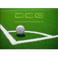 Quality Outstanding Soccer Artificial Grass Strong Color - Fastness 4m Roll Width for sale