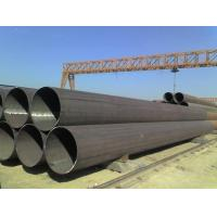 Quality ASTM A572 Gr.50 Spiral Welded Steel Pipes, City Construction for sale