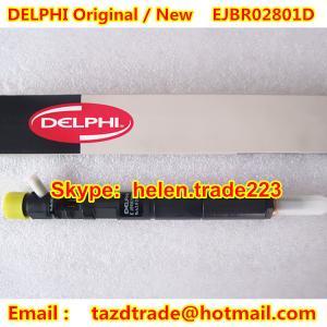 Quality DELPHI Original Injector EJBR02801D / 33800-4X500/33801-4X500 / 33801-4X510 HYUNDAI, KIA for sale