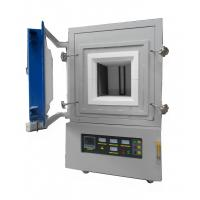 Quality Fast Heating Dental Sintering Oven , MoSi2 Heater High Temperature Box Furnace for sale