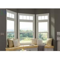 Quality Economic System Aluminium Double Hung Window For Commerical Building for sale