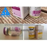 Quality Custom Printed Hologram Pharmaceutical Vial Labels for Anabolic Steroid for sale