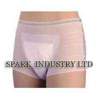 Quality OEM Highly Stretchable Maternity Briefs Incontinence Pants Use With Sanitary Napkin for sale