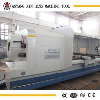 Quality External Dia.of pipes 230mm QK1223 cnc pipe threading lathe machine for sale for sale