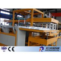 Quality Rolling Ps Foam Sheet Making Machine Double Screw For Containers HR-70/90 for sale