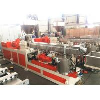 Quality Color Pigment Pvc Cable Extruder Machine , Plastic Film Extruder Machine  for sale