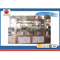 Buy Automatic 330ml 500ml Glass Bottle Beer Bottling Filling Machine 1000-10000BPH at wholesale prices